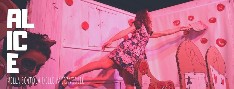 Alice nella scatola delle meraviglie Artemis danza