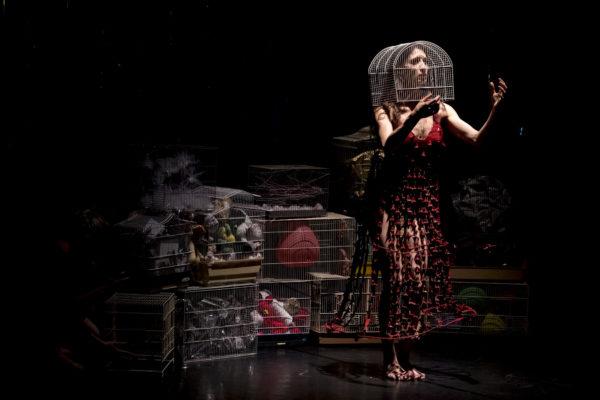 Donizetti into a rave Artemis Danza Monica Casadei