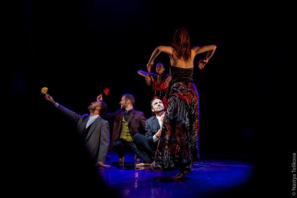 I Bislacchi omaggio a Fellini Compagnia Artemis Danza