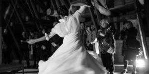 Performance site specific 400 anni del Teatro Farnese _ Lucenia